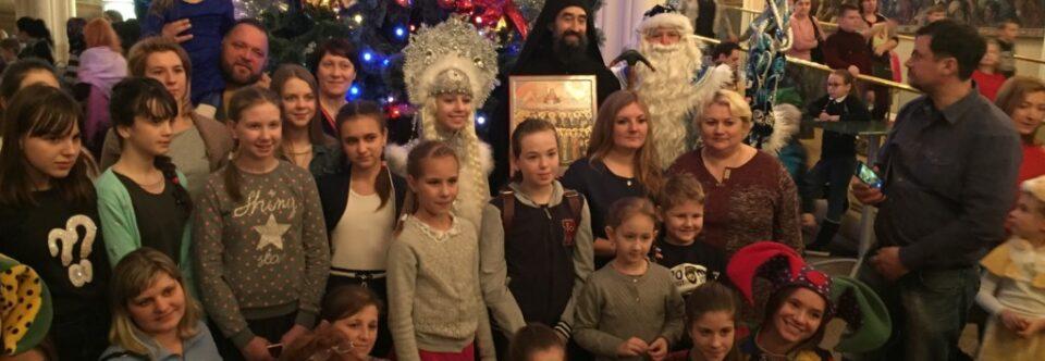 Рождество Христово в Москве